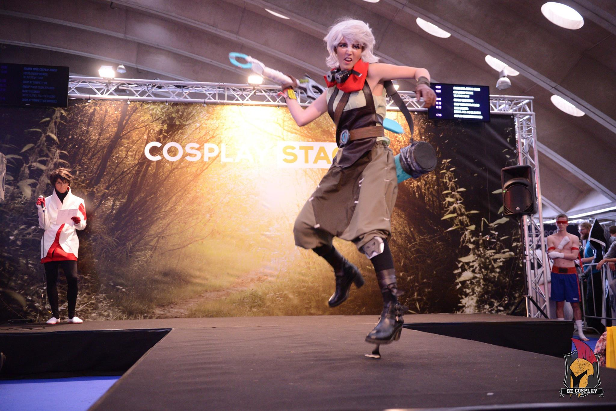 Facts Spring Cosplay Show – 6 and 7 April