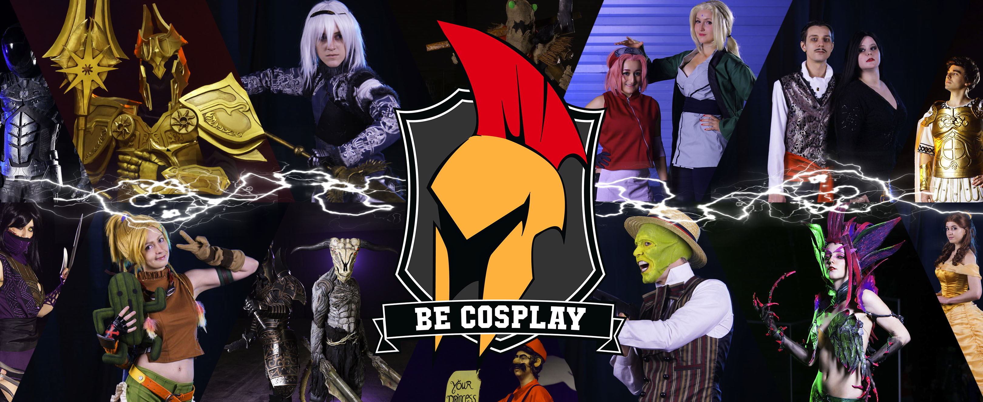 Be Cosplay Cover