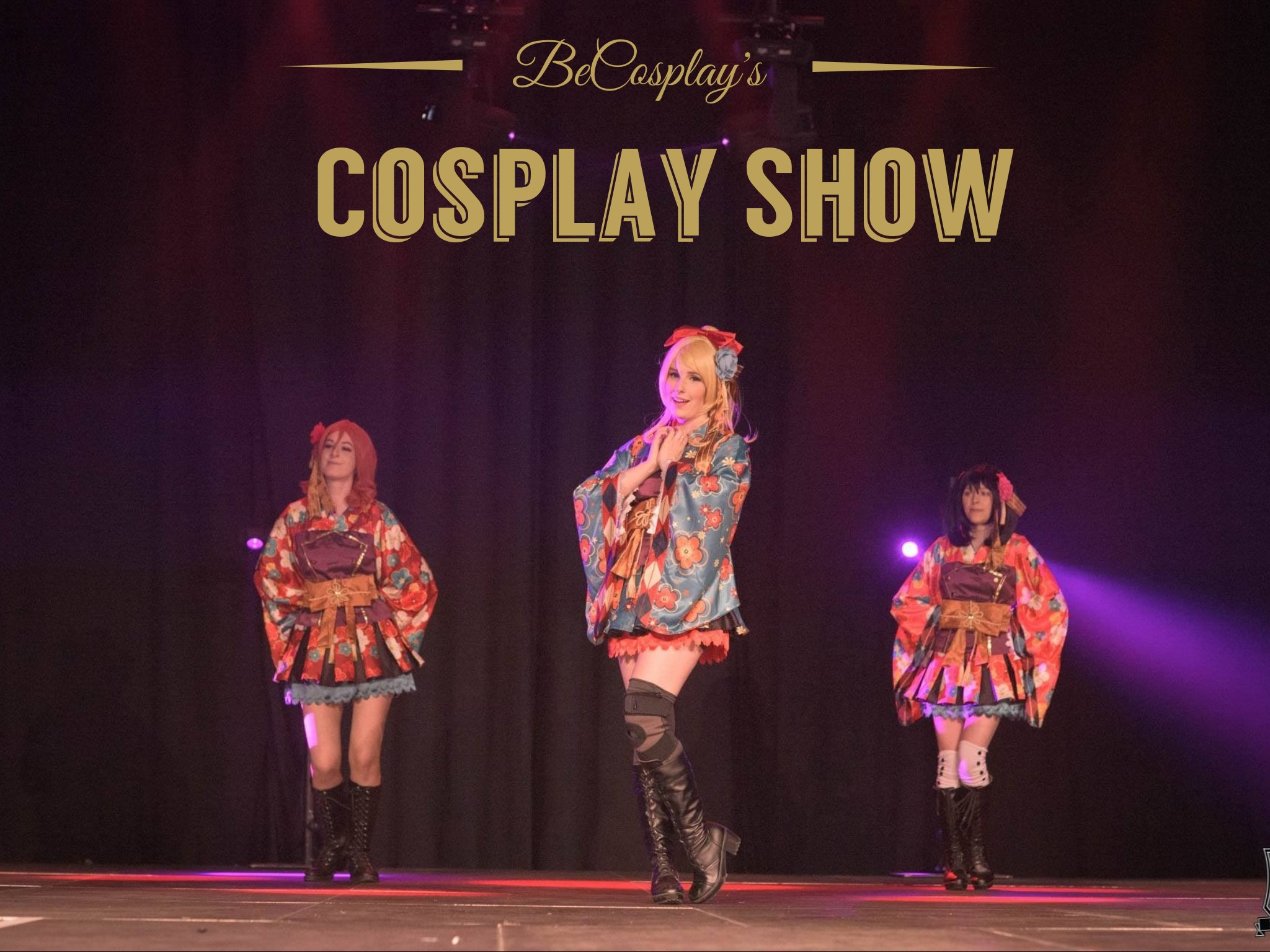 Cosplay show @ FACTS
